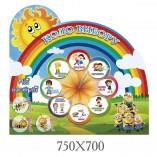 Стенд коло вибору кс 000621