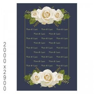 Пресс волл на свадьбу -    Свадебный баннер