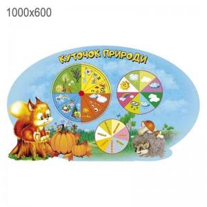 Уголок природы КС 1317 -    Уголок природы в детском саду