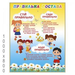 Плакат для 1 класса -    Плакаты для украинского языка и литературы