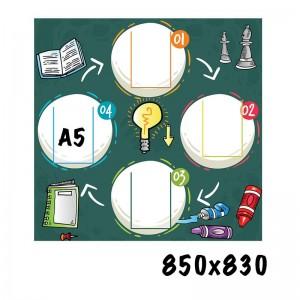 Інформаційний стенд (шкільний) -    Інформаційні стенди