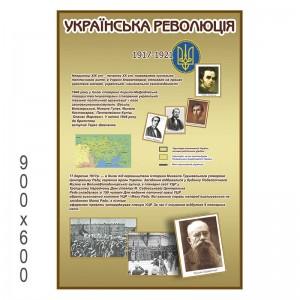"""Плакат """"Українська революція"""" -    Плакати для кабінету історії"""