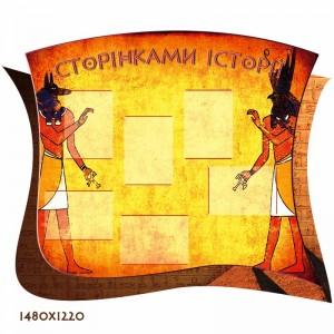 Історія КС 0220 -    Стенди всесвітня історія