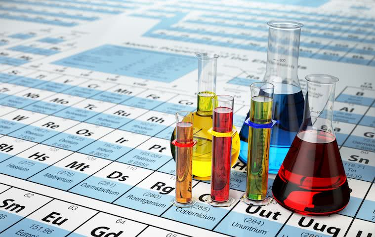 Оформлення кабінету хімії